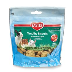 Rabbit Treat Kaytee Timothy Biscuits Baked Apple Treat