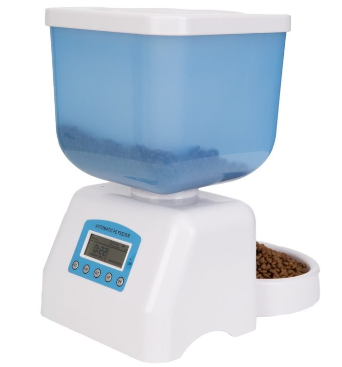 DecoStain Automatic Pet Feeder_